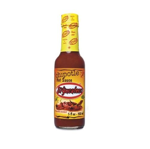 Chipotle chili szósz 150ml- El Yucateco
