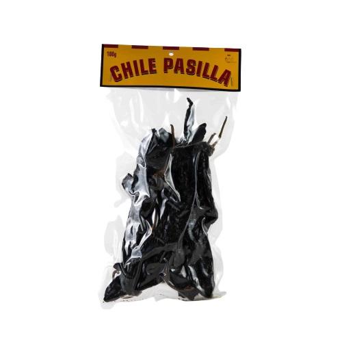 Pasilla egész szárított chili 100 g