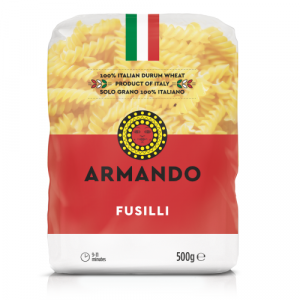 Fusilli olasz durumtészta 500g-Armando