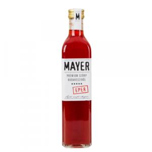 Eperszörp 0,5l-Mayer