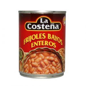 Pinto bab (fehérbab) konzerv 560g - La Costeña