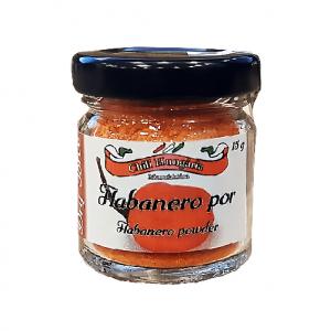 Habanero red chili por 15g