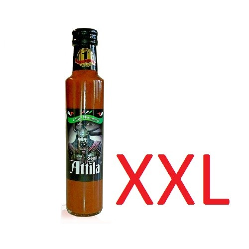 Spirit of Attila chili szósz XXL